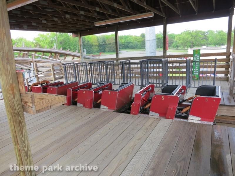 HellCat at Timber Falls Adventure Park