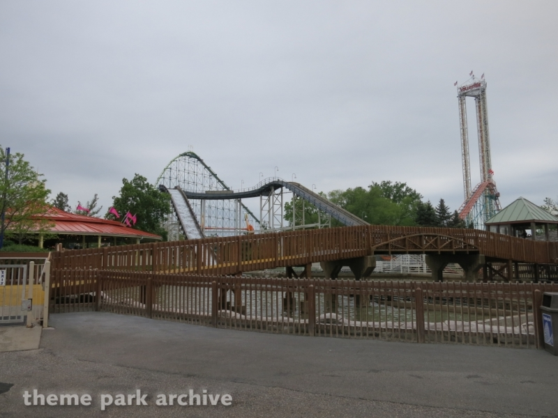 The Wave at Valleyfair