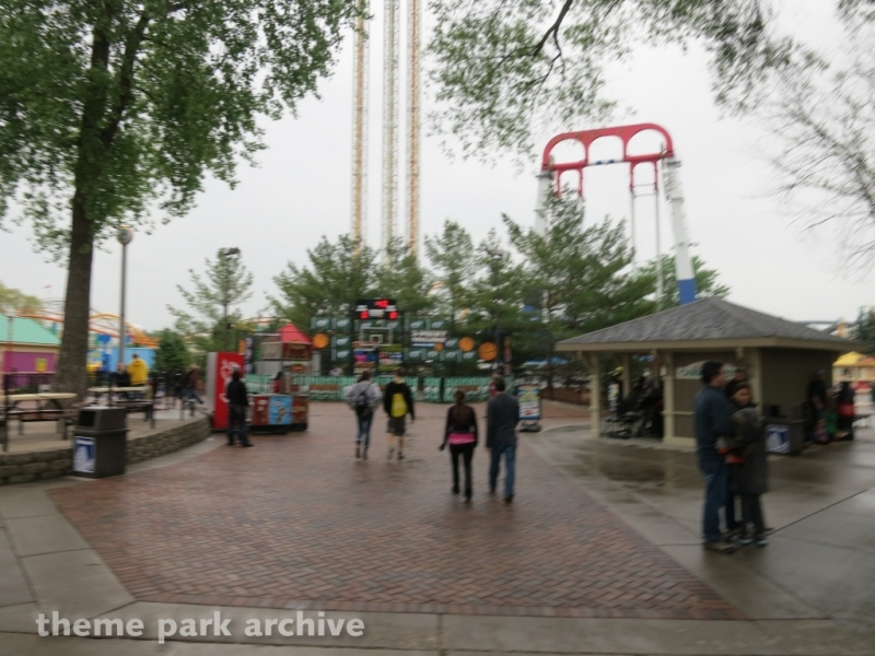 Xtreme Swing at Valleyfair