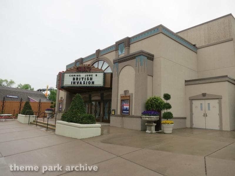 Galaxy Theatre at Valleyfair