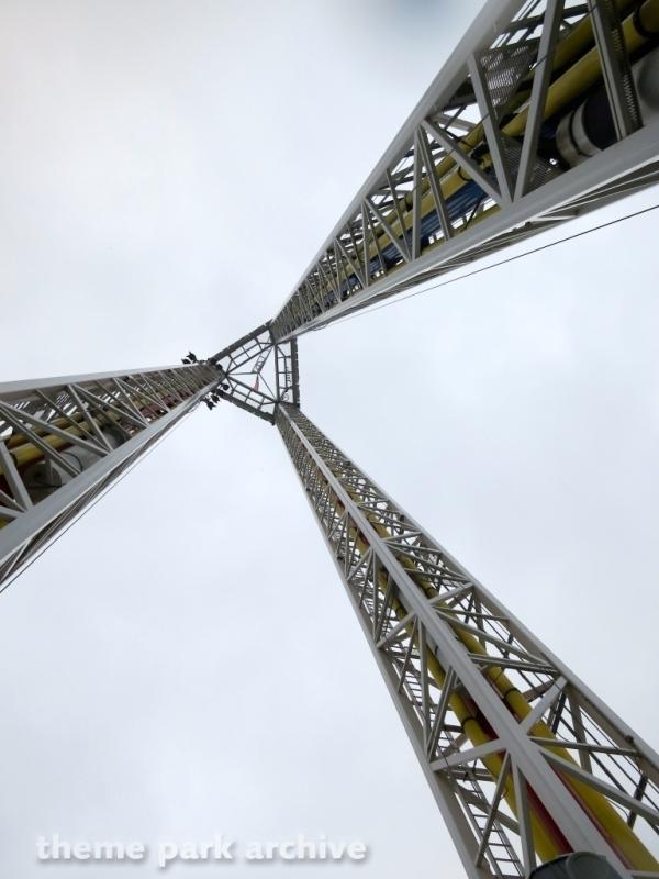 Power Tower at Valleyfair