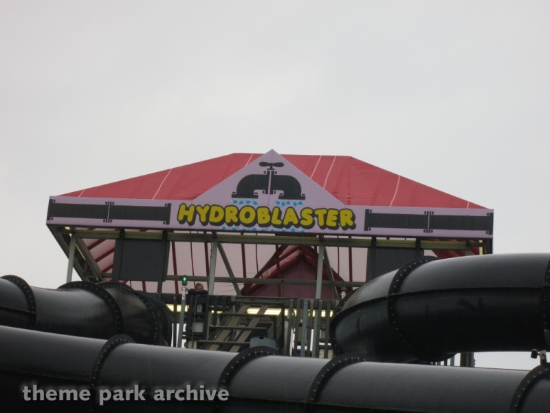 Hydroblaster at Valleyfair