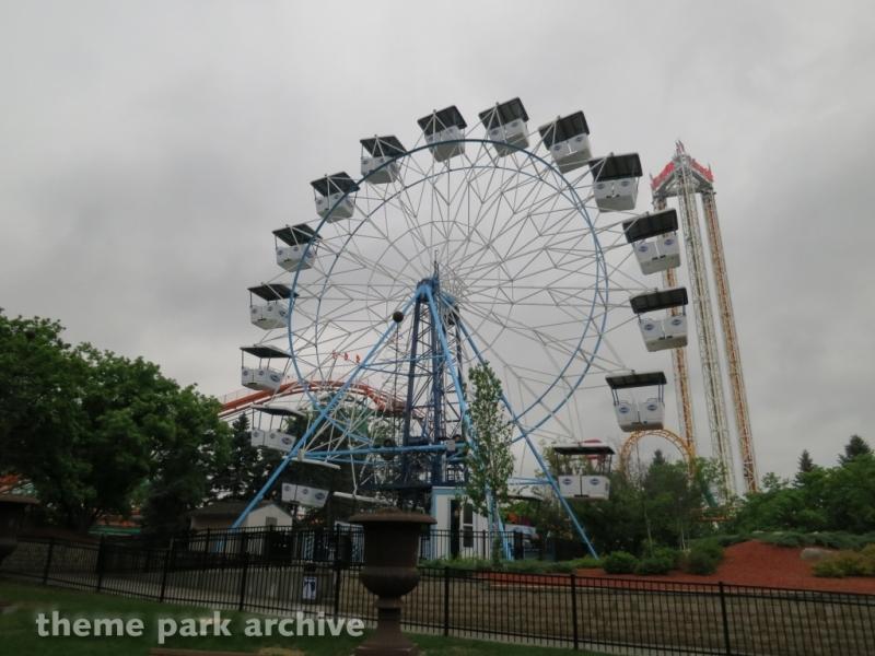 Ferris Wheel at Valleyfair