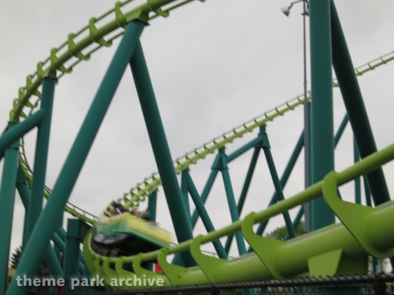 Wild Thing at Valleyfair