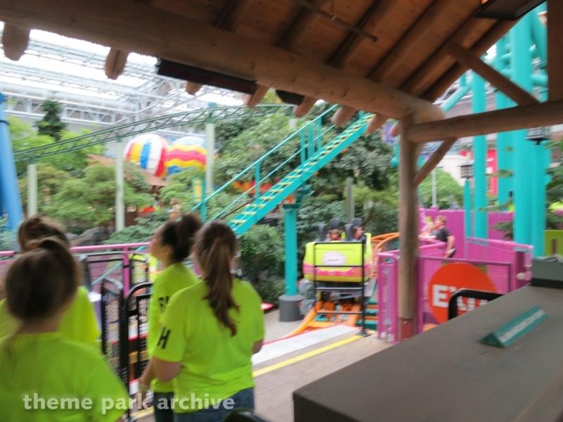 Fairly Odd Coaster at Nickelodeon Universe at Mall of America