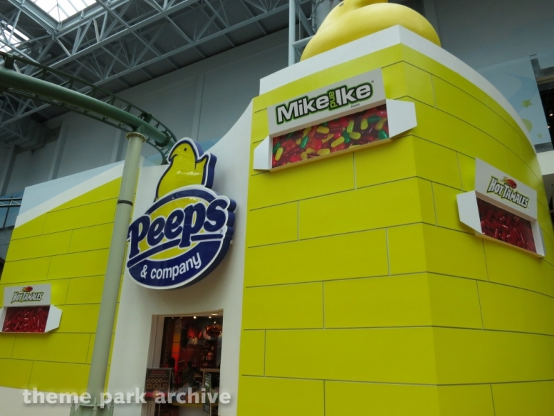 Peeps & Company at Nickelodeon Universe at Mall of America