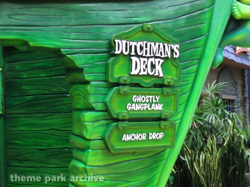 Dutchman's Deck at Nickelodeon Universe at Mall of America