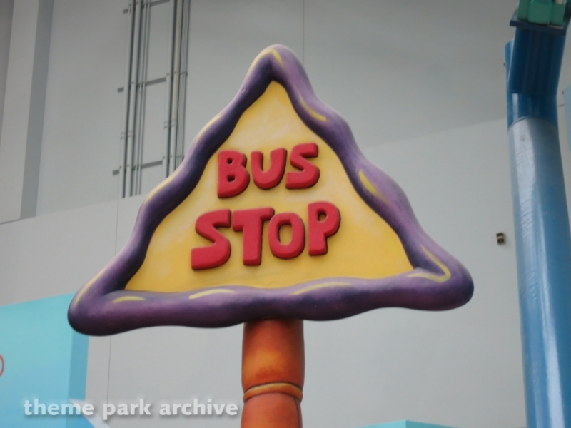 SpongeBob SquarePants Rock Bottom Plunge at Nickelodeon Universe at Mall of America