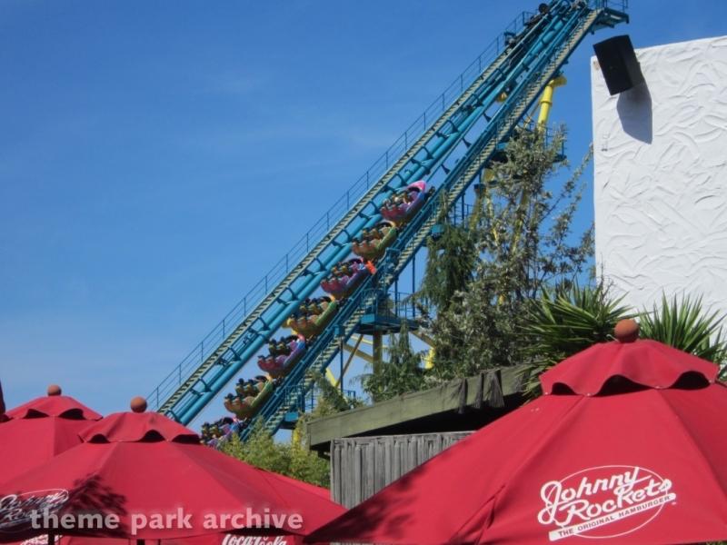 Boomerang at Six Flags Discovery Kingdom