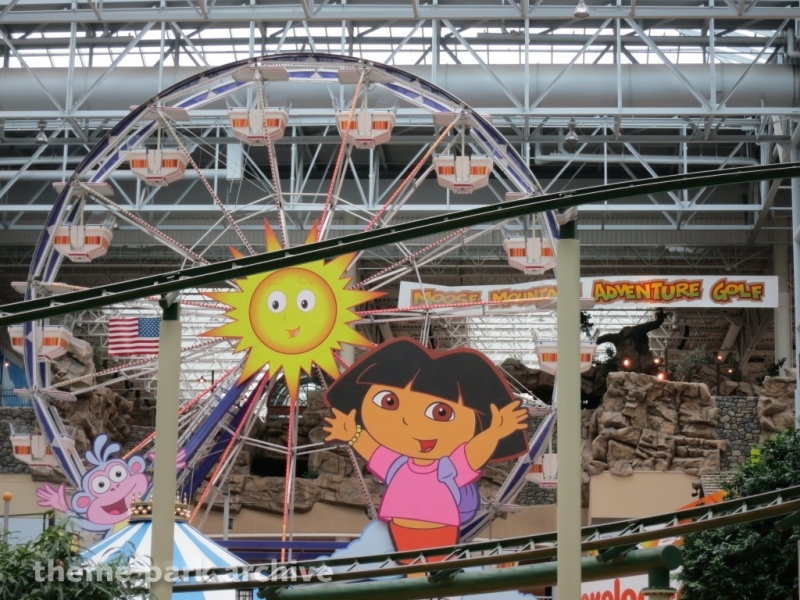 El Circulo del Cielo at Nickelodeon Universe at Mall of America