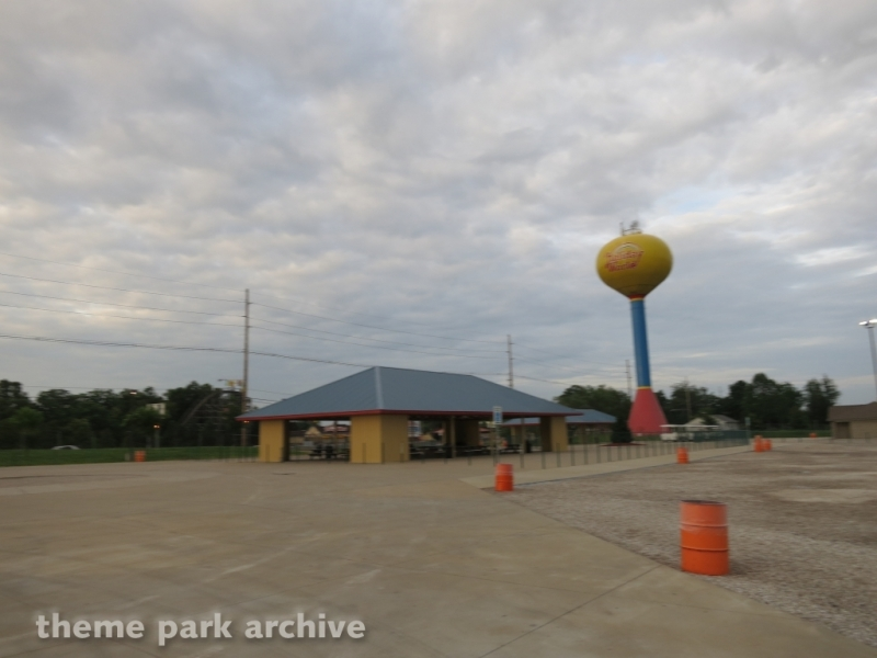 Legend Lot at Holiday World