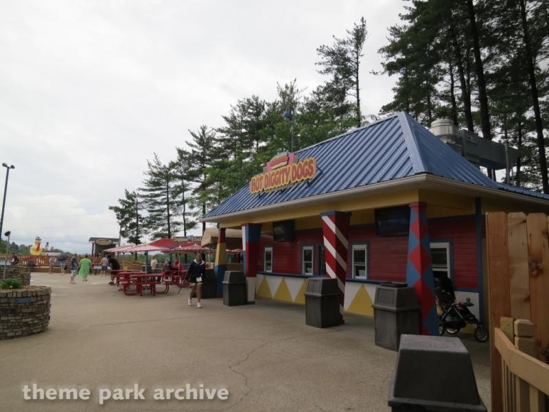 Holidog's FunTown at Holiday World