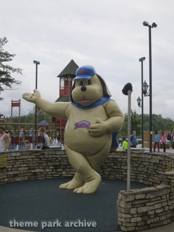 Holidog's FunTown at Holiday World