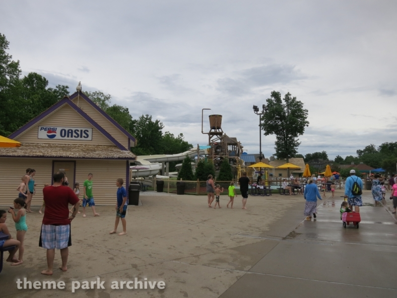 Monsoon Lagoon at Holiday World
