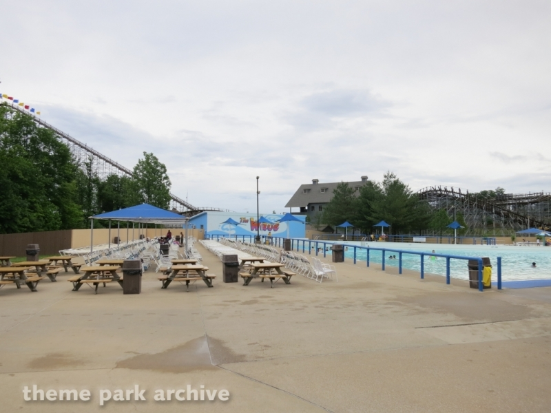 The Wave at Holiday World