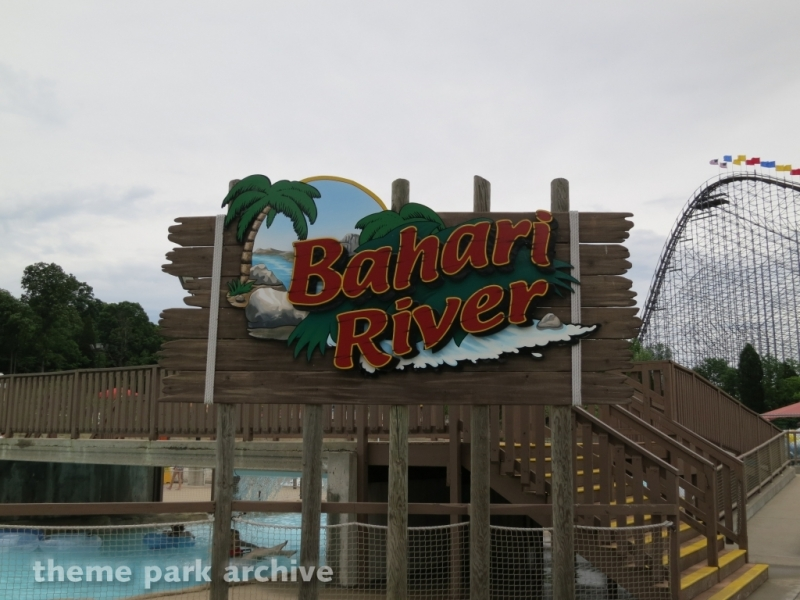 Bahari River at Holiday World