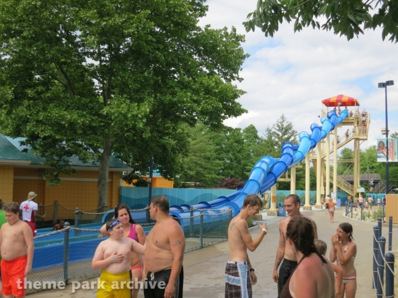 Tropical Twister at Kings Island