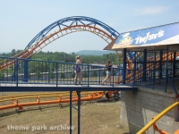 Great Escape & Splashwater Kingdom