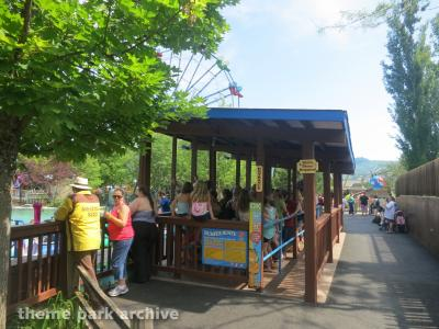 Silverwood Theme Park and Boulder Beach Waterpark
