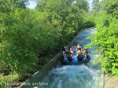 Silverwood Theme Park and Boulder Beach Waterpark