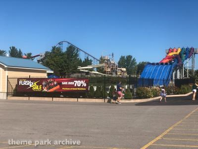 Six Flags Darien Lake