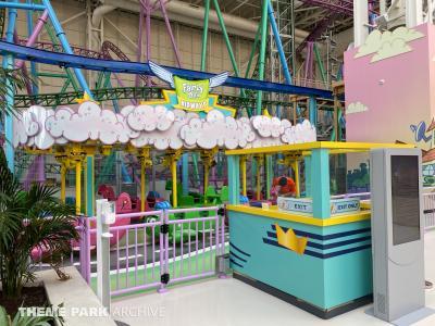 Nickelodeon Universe at American Dream