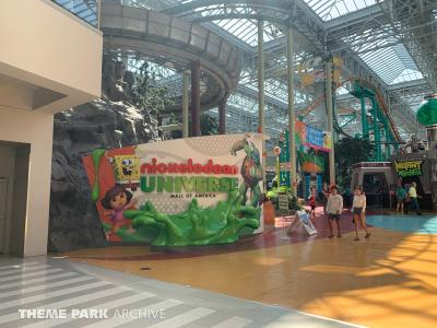 A short stay at the Mall of America