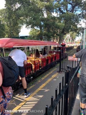 Oaks Park Train