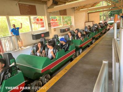 Six Flags Magic Mountain