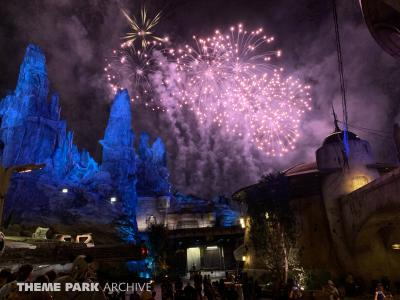 We visit our second Star Wars land