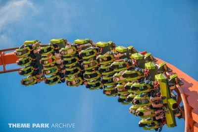 Cedar Point in August