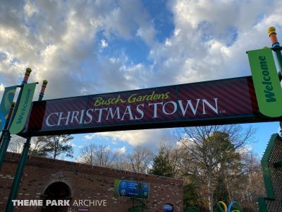 We return to Christmas Town