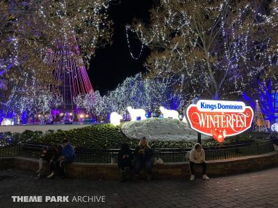 New Years Eve at Kings Dominion