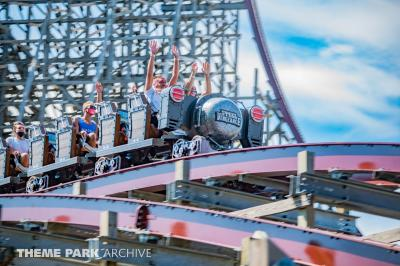 Cedar Point closeups