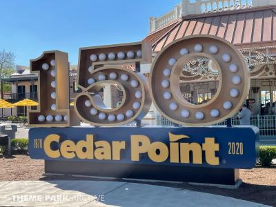 Cedar Point Opening Day 2021