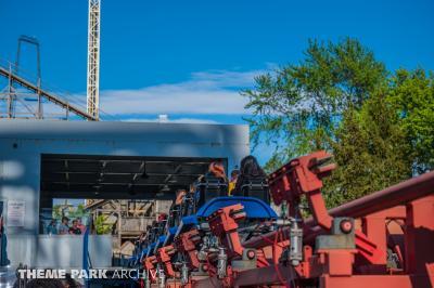 Six Flags Darien Lake reopens