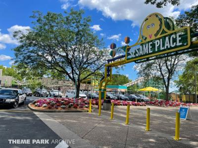 Sesame Place Philadelphia