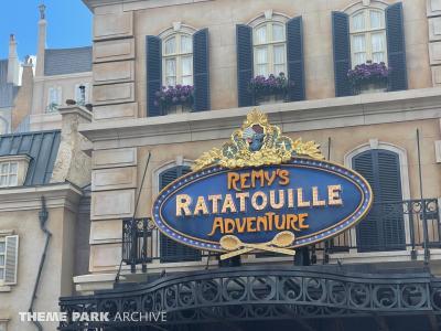 Remy's Ratatouille Adventure Preview