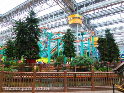 Nickelodeon Universe at Mall of America