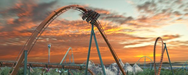 Canada's Wonderland announces Yukon Striker!