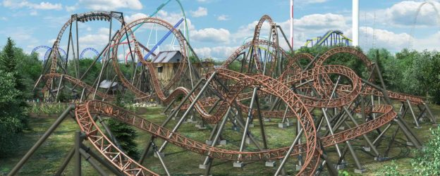 Carowinds announces Copperhead Strike!
