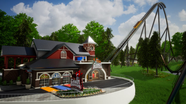 Hersheypark announces Candymonium!