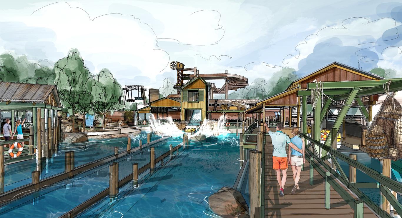 Silver Dollar City is making a splash in 2020!