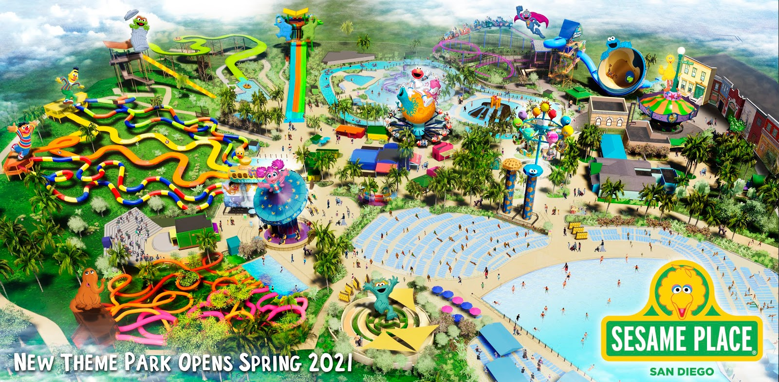 Aquatica San Diego becomes Sesame Place in 2021