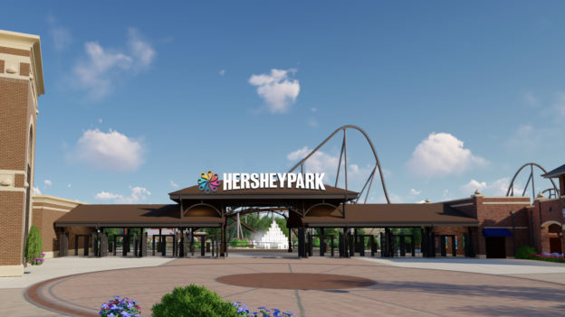 Hersheypark Announces July 3 Opening Weekend