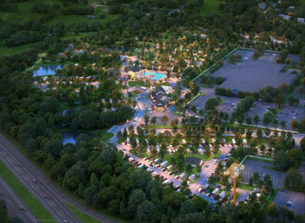 Kings Island Camp Cedar to Open Spring 2021